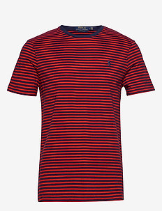 Custom Slim Fit T-Shirt - RL 2000 RED/NEWPO