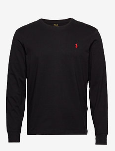 Custom Slim Fit T-Shirt - POLO BLACK