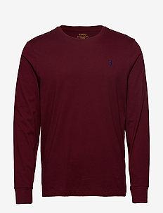 Custom Slim Fit T-Shirt - CLASSIC WINE/C798