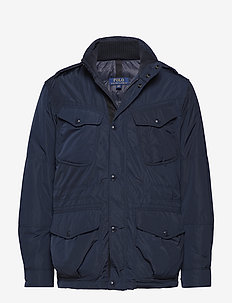 Down Field Jacket - AVIATOR NAVY