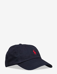 Cotton Chino Baseball Cap - AVIATOR NAVY