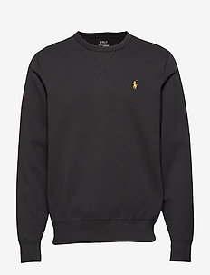 Double-Knit Sweatshirt - POLO BLACK/GOLD P