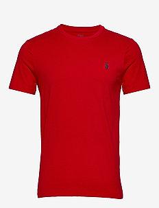 Custom Slim Fit Cotton T-Shirt - RL2000 RED