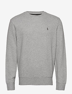 Double Knit Sweatshirt - ANDOVER HEATHER