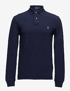Long Sleeve Shirt - langermede - newport navy