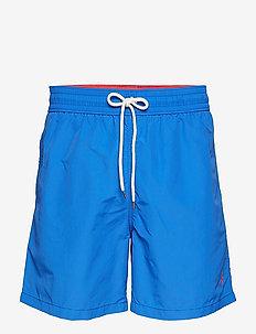 5¾-Inch Traveler Swim Trunk - NEW IRIS BLUE