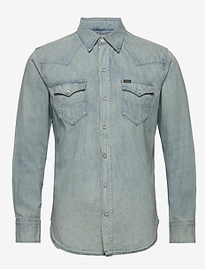 Classic Fit Cotton Denim Shirt - BAILEY LDH