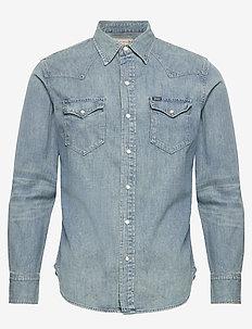 Classic Fit Western Shirt - RL WESTERN