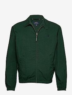 Bayport Cotton Windbreaker - bomber jackets - college green