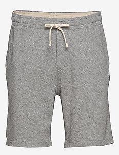 Cotton Spa Terry Short - casual shorts - andover heather