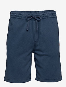 Cotton Spa Terry Short - CRUISE NAVY