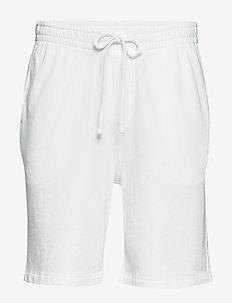 Cotton Spa Terry Short - krótkie spodenki - white