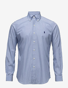BD PPC SPT-LONG SLEEVE-SPORT SHIRT - 2866 blue/white h