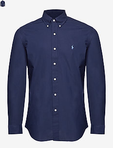 BD PPC SPT-LONG SLEEVE-SPORT SHIRT - NEWPORT NAVY