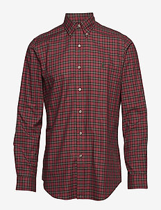 TWILL-BD PPC SP - 2473 ENGINE RED/N