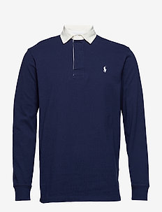 The Iconic Rugby Shirt - NEWPORT NAVY