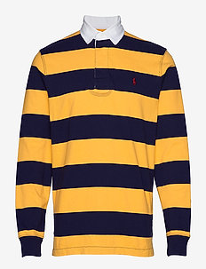 The Iconic Rugby Shirt - FRENCH NAVY/GOLD