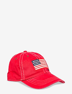 ICONIC CAP-HAT - RL 2000 RED