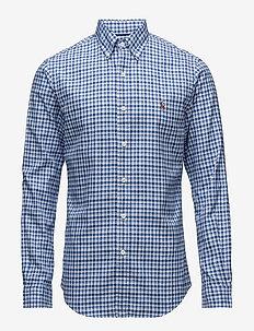 Long Sleeve Shirt - 2740 ROYAL/BLUE M