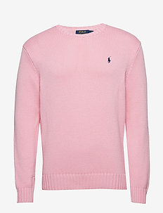 LS CN PP-LONG SLEEVE-SWEATER - MIAMI PINK