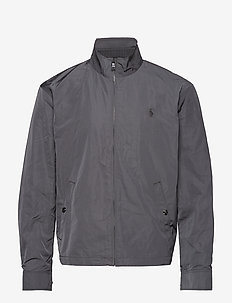 Lightweight Jacket - CHARCOAL GREY