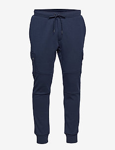 Double-Knit Cargo Jogger - joggingbyxor - aviator navy