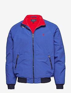Water-Repellent Jacket - BLUE SATURN