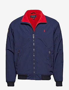 Water-Repellent Jacket - NEWPORT NAVY