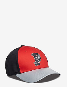 BASELINE CAP-HAT - INJECTION RED/SIL