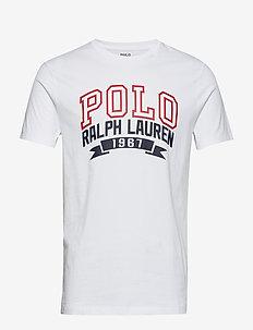 Custom Slim Fit Cotton T-Shirt - WHITE