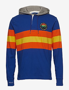 Sportsmen's Fleece Sweatshirt - CRUISE ROYAL MULT