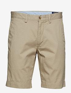 SLIM FIT BEDFORD SHORT - chinos shorts - khaki tan