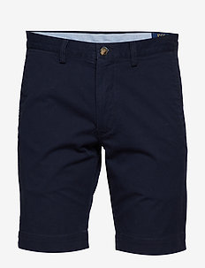 SLIM FIT BEDFORD SHORT - NAUTICAL INK
