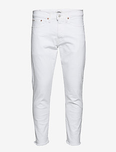 ELDRIDGE SKN-5-POCKET-DENIM - HDN WHITE STRETCH