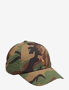CLS SPRT CAP-HAT - SURPLUS CAMO