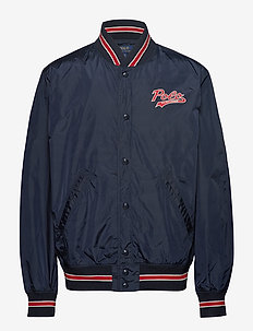 BASEBALL JKT-LINED-JACKET - AVIATOR NAVY