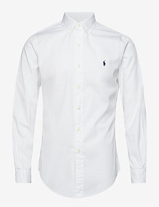 SL BD PPC SP-LONG SLEEVE-SPORT SHIRT - WHITE