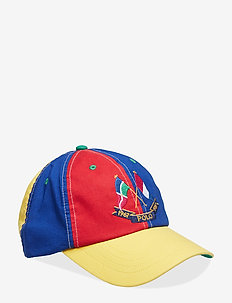 CLS SPRT CAP-HAT - CROSS FLAG STRIPE