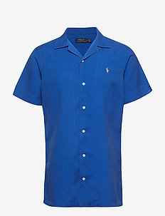 ADYCMPPPCSS-SHORT SLEEVE-SPORT SHIRT - NEW IRIS BLUE