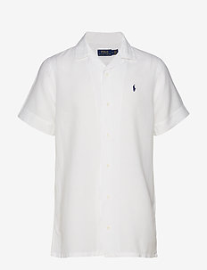 ADYCMPPPCSS-SHORT SLEEVE-SPORT SHIRT - WHITE