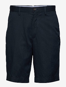 Classic Fit Twill Short - AVIATOR NAVY