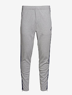 PANTM5-ATHLETIC-PANT - ANDOVER HEATHER