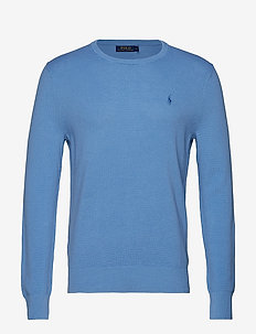 LS CN PP-LONG SLEEVE-SWEATER - NANTUCKET BLUE