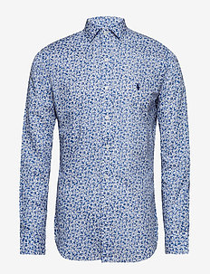 SLSPRESTPPC-LONG SLEEVE-SPORT SHIRT - 3308 FLORAL SKETC
