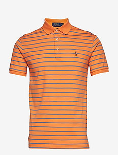 SSYDKCSLM2-SHORT SLEEVE-KNIT - THAI ORANGE MULTI