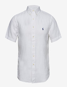 SLBDPPCSSSPT-SHORT SLEEVE-SPORT SHIRT - PURE WHITE