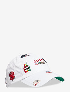 Stadium Cotton Twill Cap - PURE WHITE W/ EMB