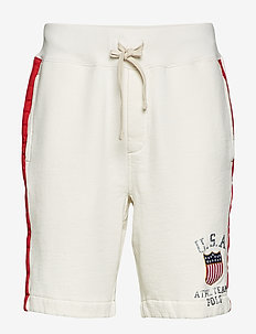 Cotton-Blend-Fleece Short - NEVIS