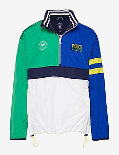 Wimbledon Hooded Pullover - MULTI