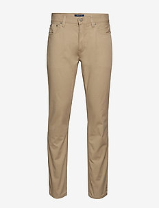 VARICK SLIM STRAIGHT - LUXURY TAN